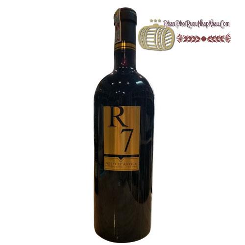 Rượu vang R7 Cabernet Sauvignon [BM] - phanphoiruounhapkhau.com