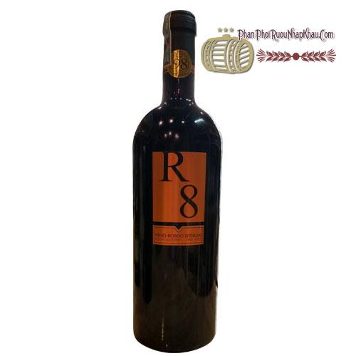 Rượu vang R8 750ml [BM] - phanphoiruounhapkhau.com