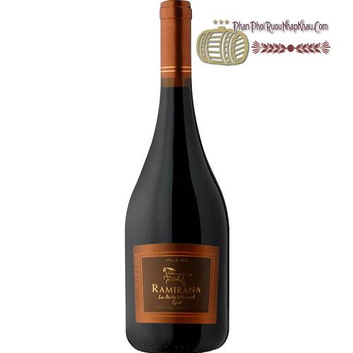 Rượu Vang Ramirana Los Boldos [HT]