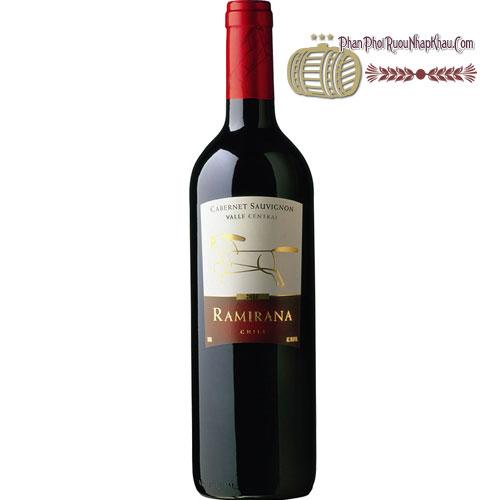 Rượu Vang Ramirana Varietal [HT]