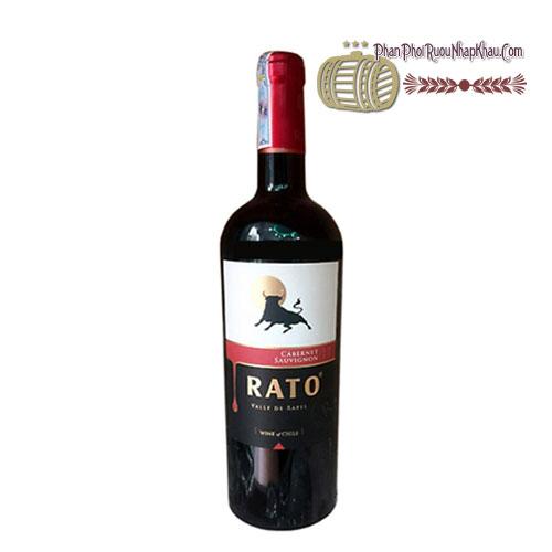 Rượu vang Rato Carbernet Sauvignon Varietal [BM] - phanphoiruounhapkhau.com