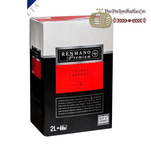 Rượu Vang Renmano Premium