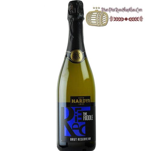 Rượu Vang Riddle Brut Reserve