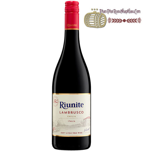 Rượu Vang Riunite Emilia ht
