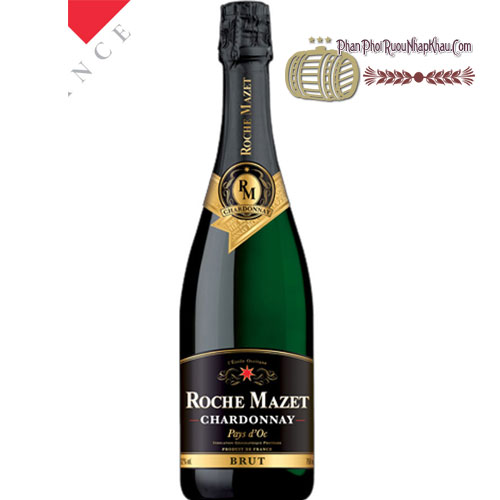 Rượu vang roche mazet sparkling brut