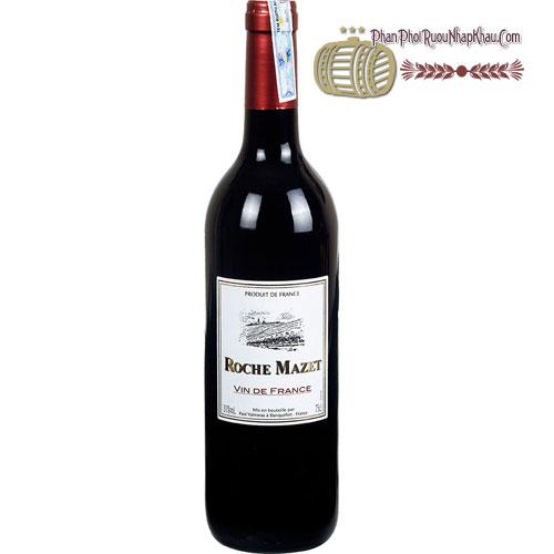 Rượu vang Roche Mazet Vin De France [HT] - phanphoiruounhapkhau.com