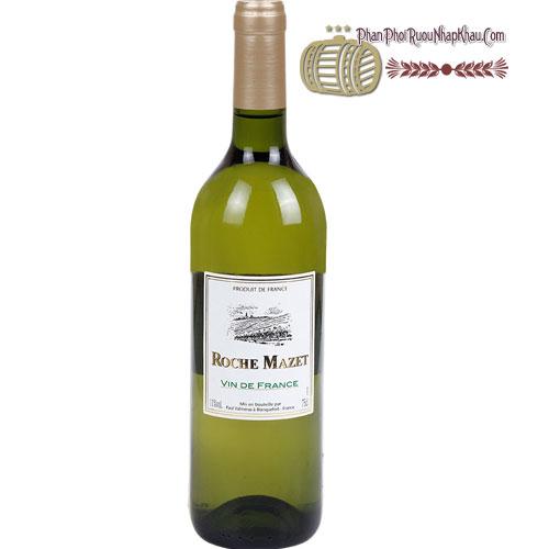Rượu Vang Roche Mazet Vin De France