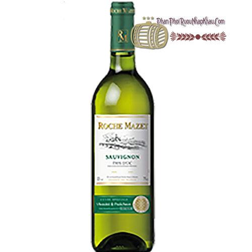 Rượu Vang Roche Mazet Vin De Pays D'oc Sauvignon
