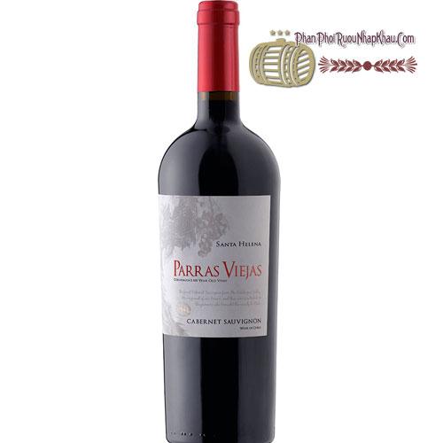 Rượu vang Santa Helena Parras Viejas ht