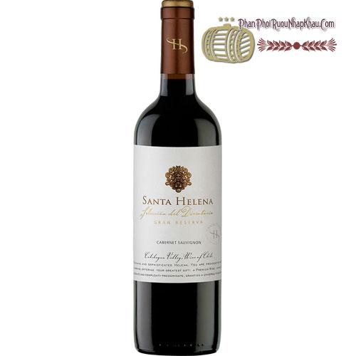 Rượu vang Santa Helena Seleccion Cabernet Sauvignon