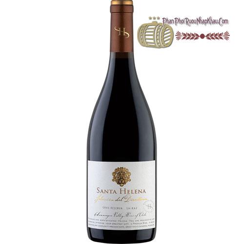 Rượu vang Santa Helena Seleccion Shiraz