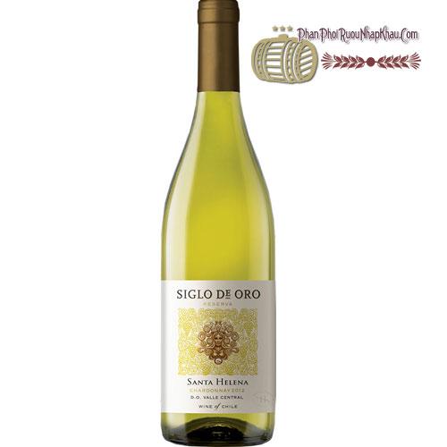 Rượu Vang santa helena Siglo De Oro