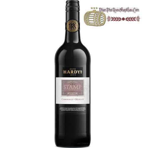 Rượu vang Stamp by Hardys [HT] - phanphoiruounhapkhau.com
