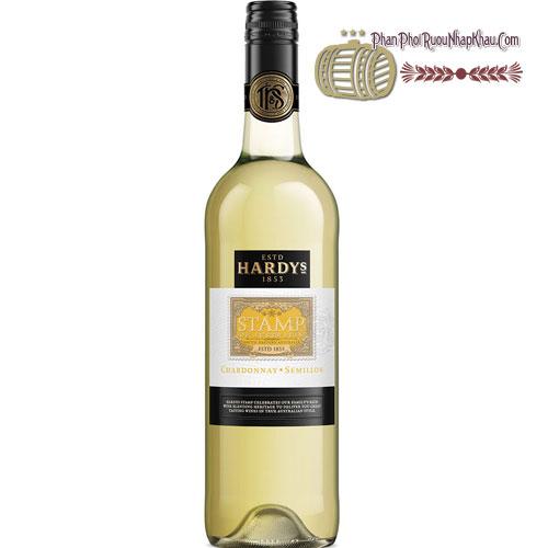 Rượu Vang Stamp By Hardys HT