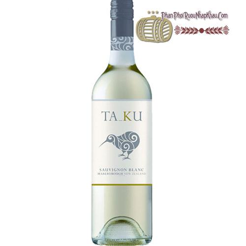 Rượu Vang Taku Sauvignon Blanc