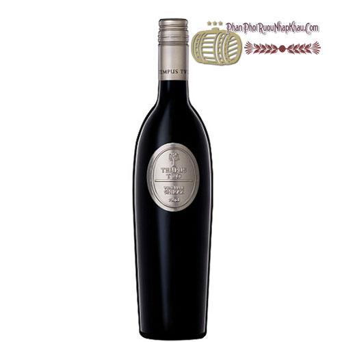 Rượu vang Tempus Two Pewter - Shiraz [PE] - phanphoiruounhapkhau.com