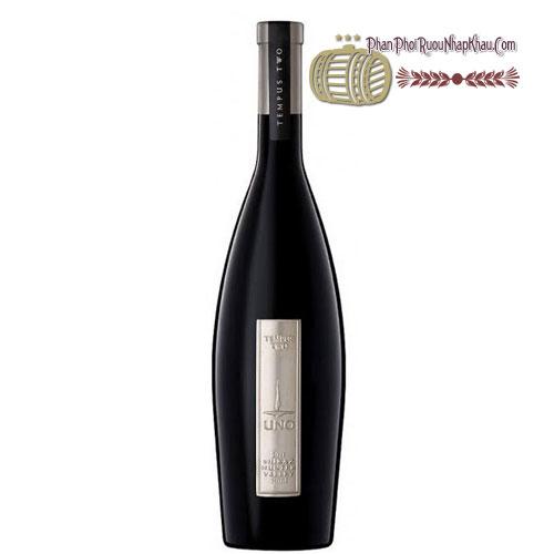 Rượu vang Tempus Two Pewter - Uno [PE] - phanphoiruounhapkhau.com
