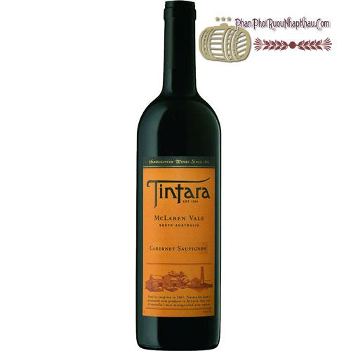 Rượu vang Tintara McLaren Vale [HT] - phanphoiruounhapkhau.com