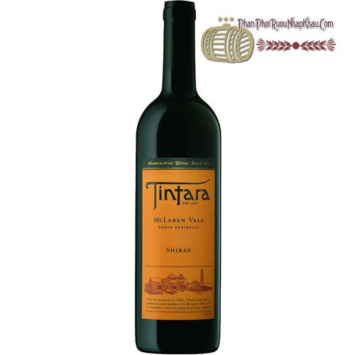 Rượu vang Tintara McLaren Vale Shiraz [HT]