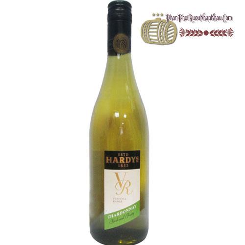 Rượu Vang Varietal Range Chardonnay [HT]