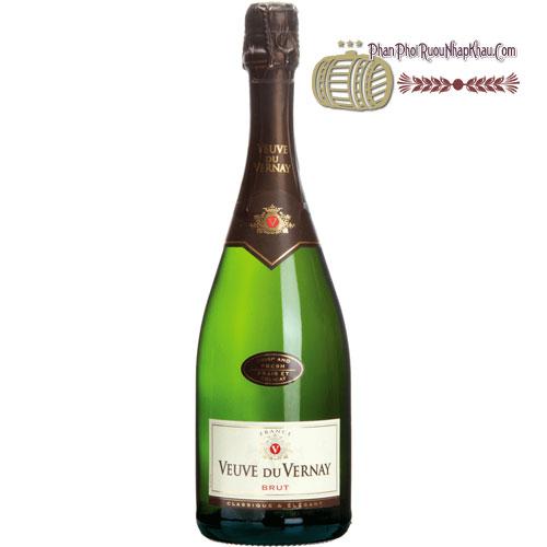 Rượu vang Veuve Du Vernay Brut