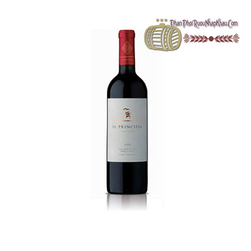 Rượu vang Vina El Principal [BM] - phanphoiruounhapkhau.com