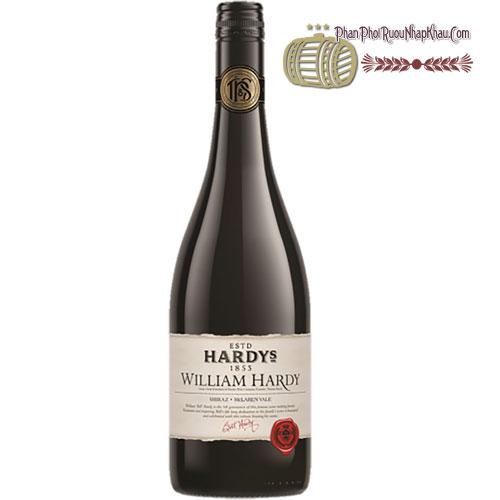 Rượu vang William Hardy Shiraz [HT]