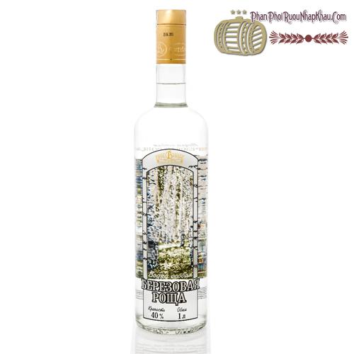 Rượu Vodka Bạch Dương