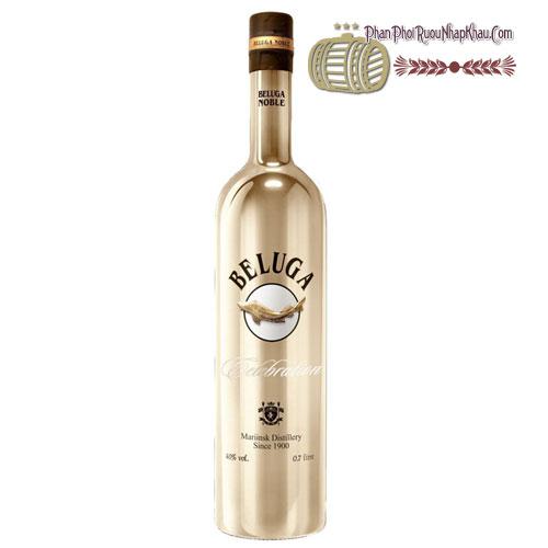 Rượu Vodka Beluga Celebration [Beluga] - phanphoiruounhapkhau.com