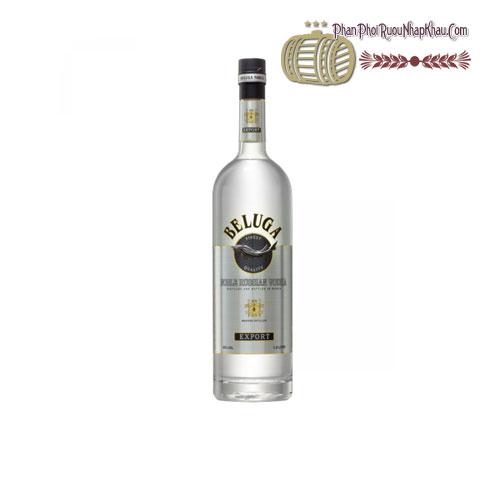 Rượu Vodka Beluga Noble 1 Lít [Beluga] - phanphoiruounhapkhau.com
