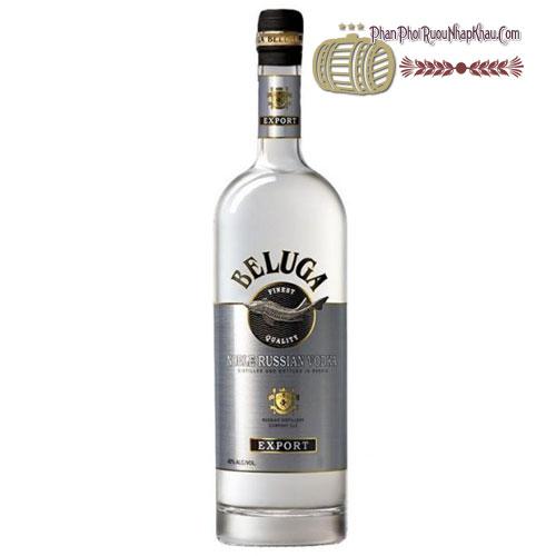 Rượu Vodka Beluga Noble 3 Lít [Beluga] - phanphoiruounhapkhau.com