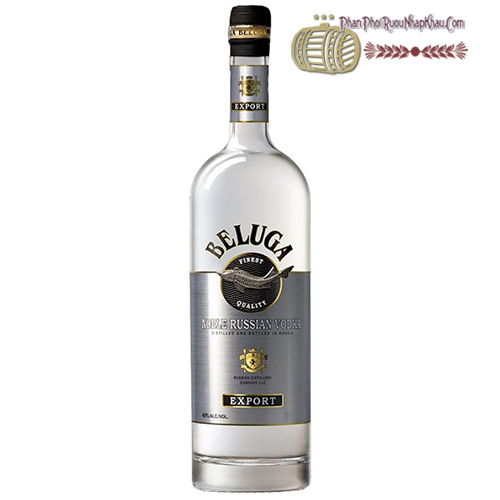 Rượu Vodka Beluga Noble - phanphoiruounhapkhau.com