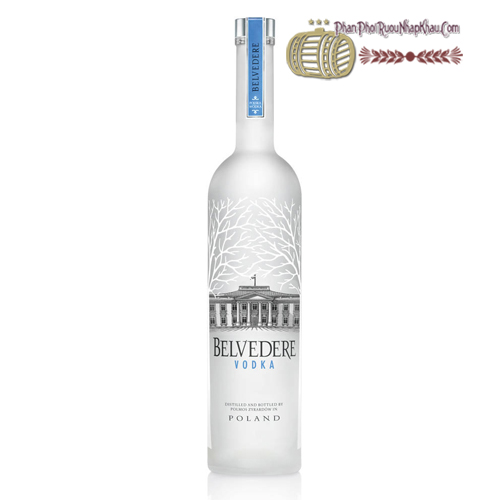 Rượu Vodka Belvedere - phanphoiruounhapkhau.com