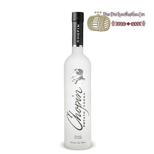 Rượu Vodka Chopin Rye 1500ml [VA] - phanphoiruounhapkhau.com