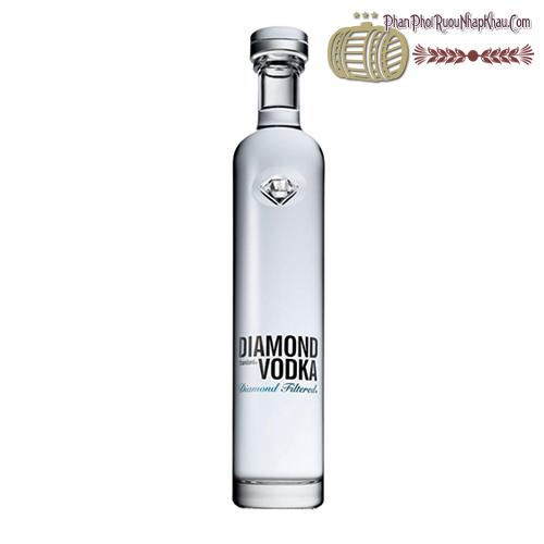 Rượu Diamond Vodka - phanphoiruounhapkhau.com