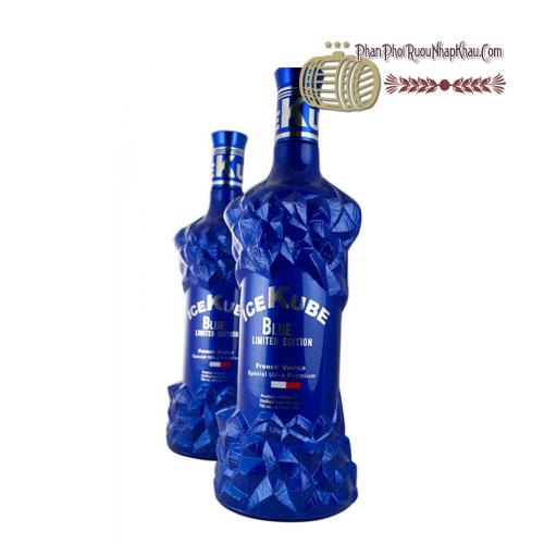 Rượu Vodka Ice Kube Blue [BM] - phanphoiruounhapkhau.com