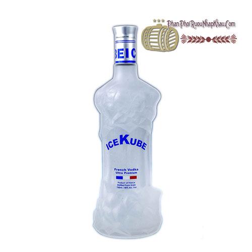Rượu Vodka Ice Kube Original [BM] - phanphoiruounhapkhau.com