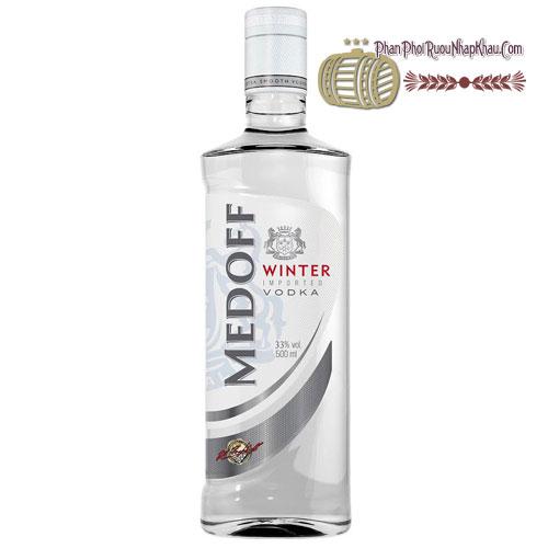 Rượu Vodka Medoff Winter [HT]