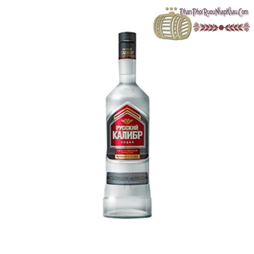 Rượu Russian Kalibr 700ml - phanphoiruounhapkhau.com