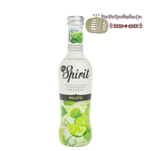 Rượu Vodka Spirit Mojito [BM] - phanphoiruounhapkhau.com