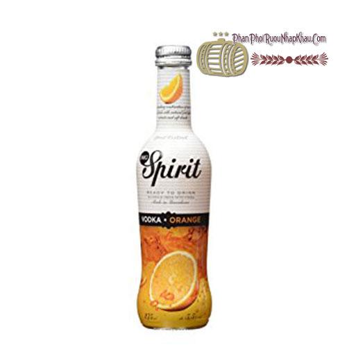 Rượu Vodka Spirit Orange [BM] - phanphoiruounhapkhau.com