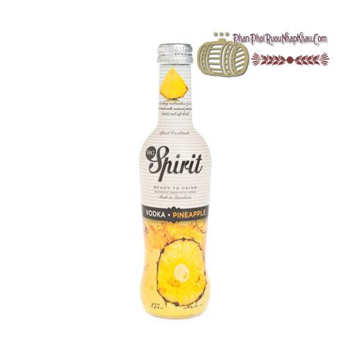 Rượu Vodka Spirit Pineapple [BM]