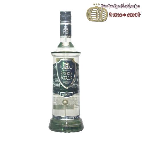Rượu Vodka Squadra Russa - Rượu Vodka Thủy Lôi - phanphoiruounhapkhau.com