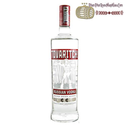 Rượu Vodka Tovaritch 1000ml