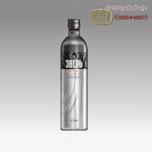 Rượu Vodka Zver - phanphoiruounhapkhau.com