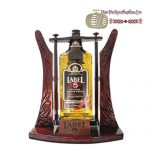 Rượu Whisky Label 5 kệ gỗ 2 lít [BM]