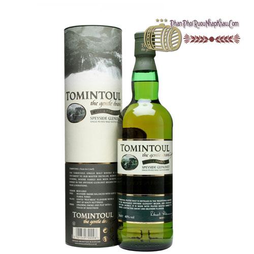 Rượu Whisky Tomintoul Peaty Tang [VA] - phanphoiruounhapkhau.com