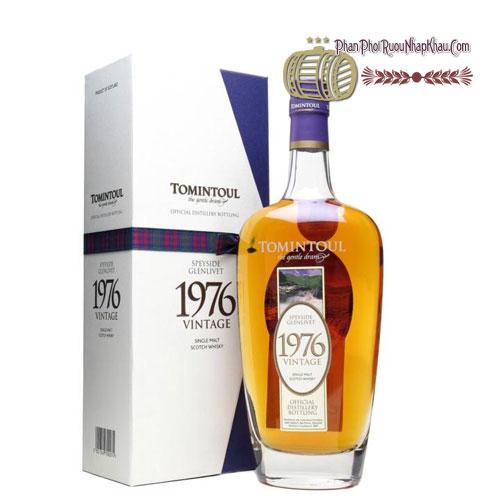 Rượu Whisky Tomintoul Vintage 1976 [VA] - phanphoiruounhapkhau.com