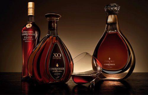 Cognac và Whisky
