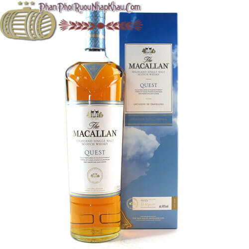 """Rượu Macallan Quest trọn bộ sưu tập """"đẳng cấp"""""""